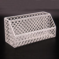2 Sperated Metal Letter Sorter and Document Organizer
