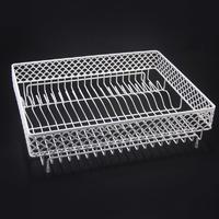 Sturdy Wire Kitchen Dish Rack Metal Plate Rack